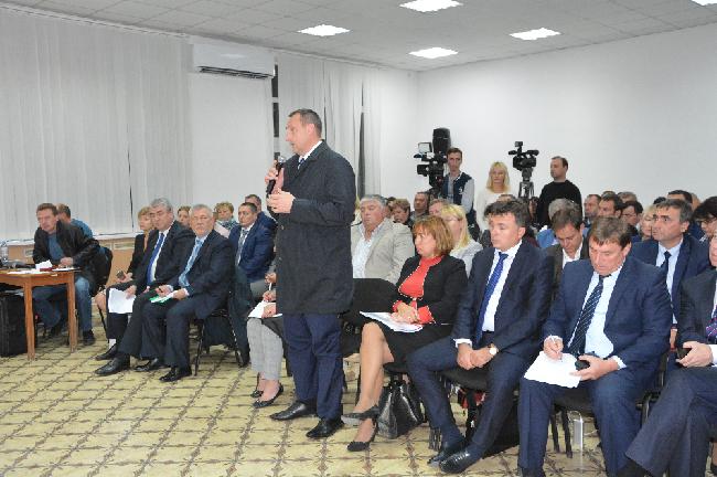 Глава администрации г. Бахчисарая принял участие в совещании Главы РК Сергея Аксенова