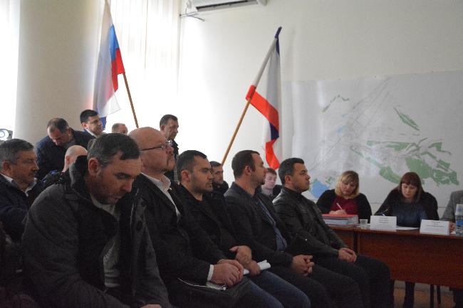 Состоялись публичные слушания по обсуждению проекта Генерального плана города