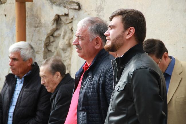 Глава администрации и председатель городского совета приняли участие в открытии мемориальной доски Михаилу Чорефу