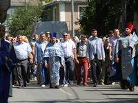 В Бахчисарае прошел крестный ход