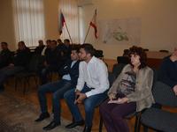 В администрации города Бахчисарая прошло заседание рабочей группы по обсуждению генерального плана города