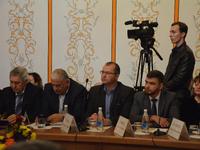 Александр Трянов принял участие в торжествах, посвященных 100-летию Ханского дворца
